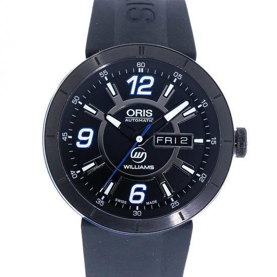 Oris TT1 Williams Day-Date F1 01 735 7651 4765