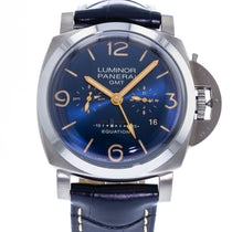 Panerai Luminor 1950 8 Days Equation of Time GMT Limited Edition PAM 670