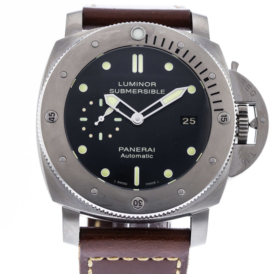 Panerai Luminor 1950 Submersible 3 Days Titanio PAM 305