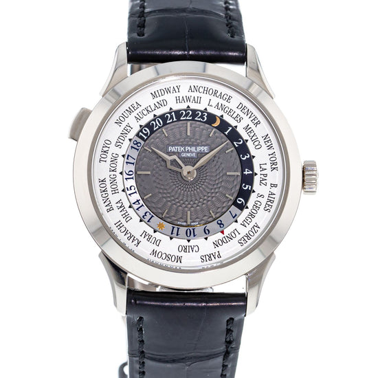 Patek Philippe Complications World Time 5230G-001