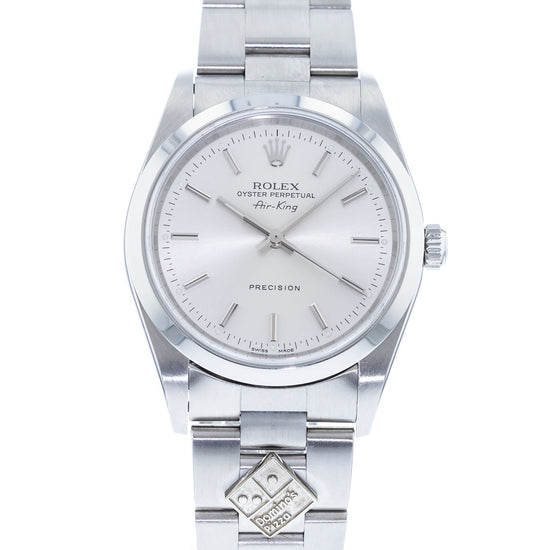 Rolex Air-King Domino's 14000M