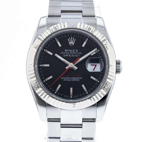 Rolex Datejust Turn-O-Graph Thunderbird 116264