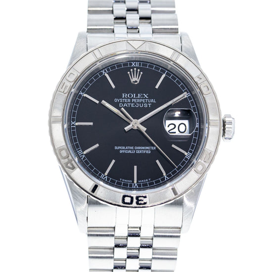 Rolex Datejust Turn-O-Graph Thunderbird 16264