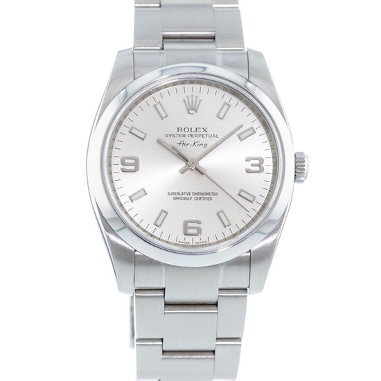 Rolex Oyster Perpetual Air-King 114200