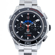 TAG Heuer Aquaracer Oracle Team USA Limited Edition CAK211B
