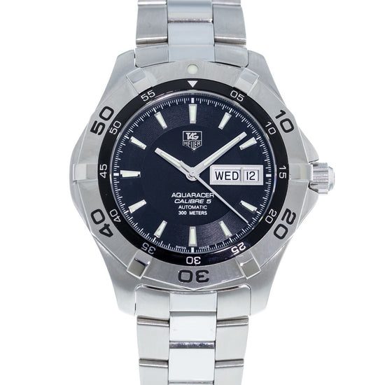TAG Heuer Aquaracer Day-Date Calibre 5 WAF2010