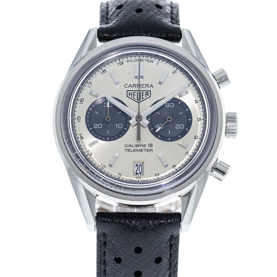 TAG Heuer Carrera Heritage Glassbox CAR221A