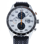 TAG Heuer Carrera McLaren Mercedes 1974 40th Anniversary Limited Edition CAR2A12