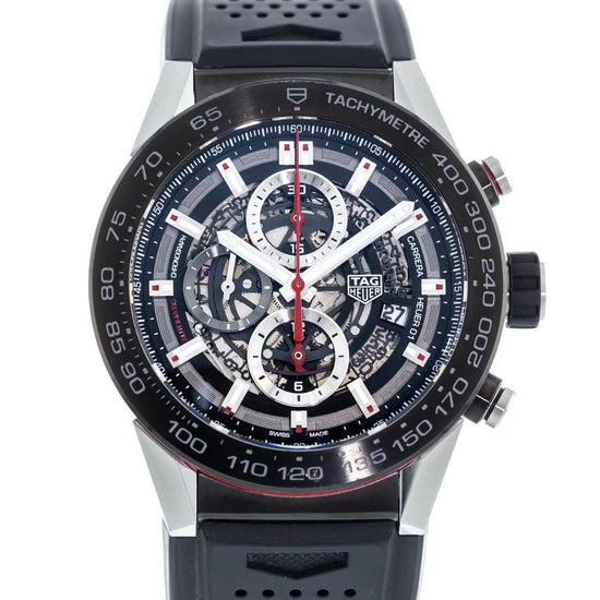 TAG Heuer Carrera Calibre Heuer 01 CAR2A1Z