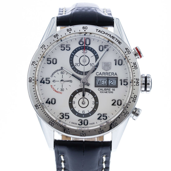 TAG Heuer Carrera Calibre 16 Day-Date Chronograph CV2A11