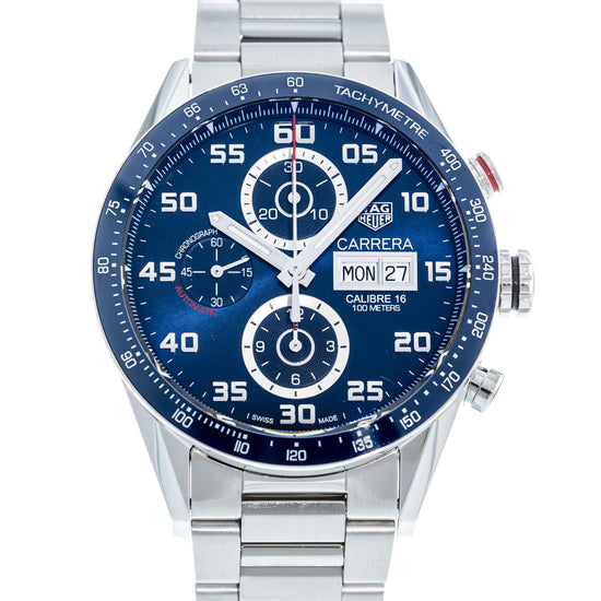 TAG Heuer Carrera Calibre 16 Day-Date Chronograph CV2A1V