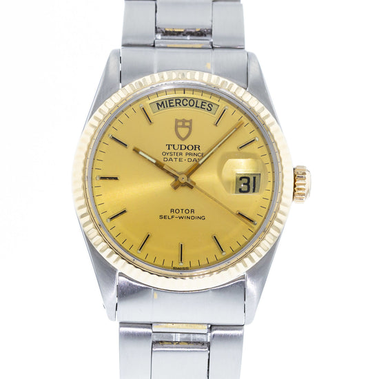 Tudor Day-Date Oyster Prince 94613