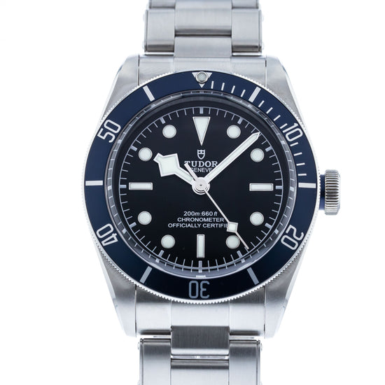 Tudor Heritage Black Bay Blue 79230