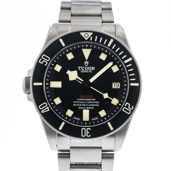Tudor Pelagos LHD Numbered Edition 25610