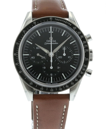 OMEGA Speedmaster The First Omega in Space 50th Anniversary Numbered Edition 311.32.40.30.01.001