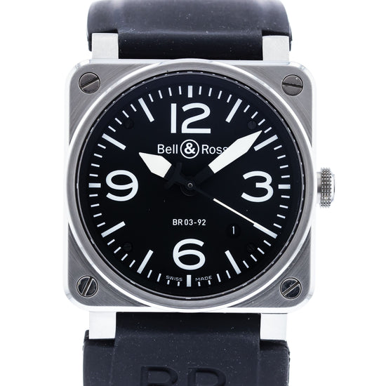 Bell & Ross Aviation Automatic BR03-92