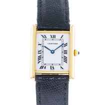 Cartier Tank Paris Quartz