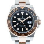 "Rolex GMT-Master II ""Root Beer"" 126711CHNR"