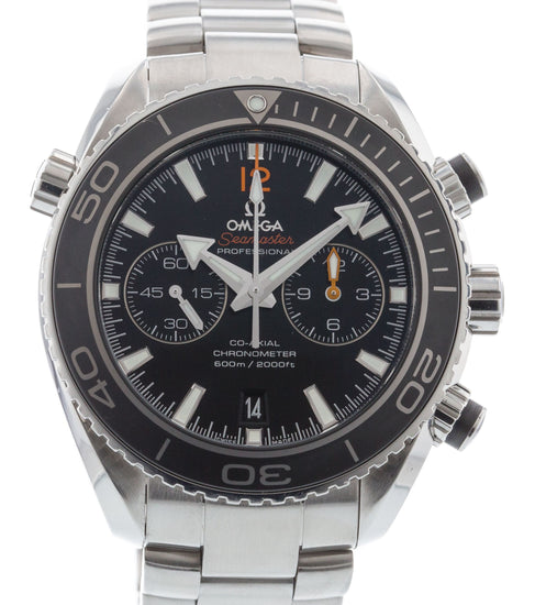 OMEGA Seamaster Planet Ocean 600M Co-Axial Chronograph 232.30.46.51.01.003