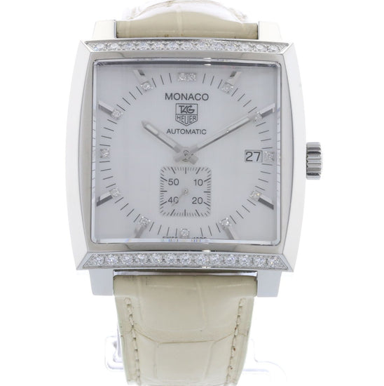 TAG Heuer Ladies' Monaco WW2114.FC6215