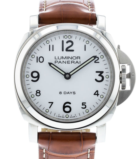 Panerai Luminor Base 8 Days Acciaio PAM 561