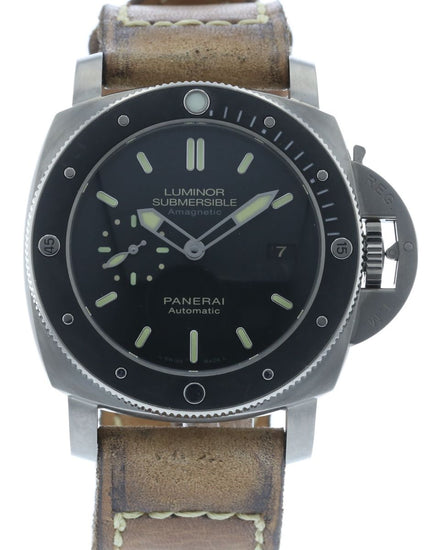 Panerai Luminor Submersible Amagnetic 3 Days PAM 389