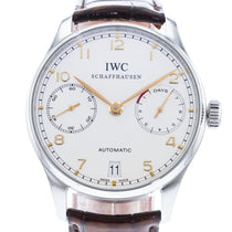 IWC Portuguese 7-Day Automatic IW5001-14
