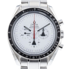 Pre Owned And Used Omega Speedmaster Watches Crown And Caliber