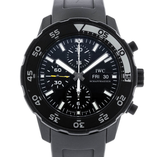 IWC Aquatimer Chronograph Galapagos Islands Special Edition IW3767-05