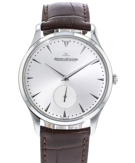 Jaeger-LeCoultre Master Grand Ultra Thin Q1358420 / 174.8.90.S