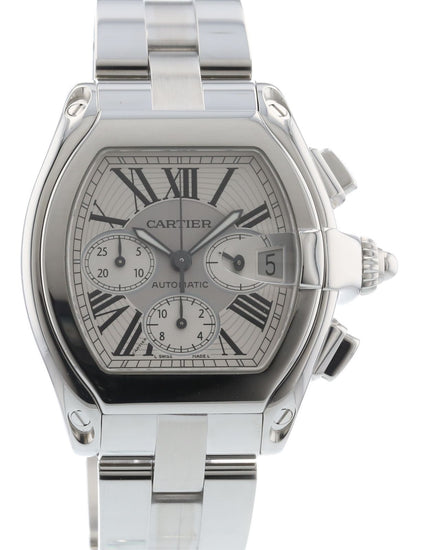 Cartier Roadster XL Chronograph W62019X6