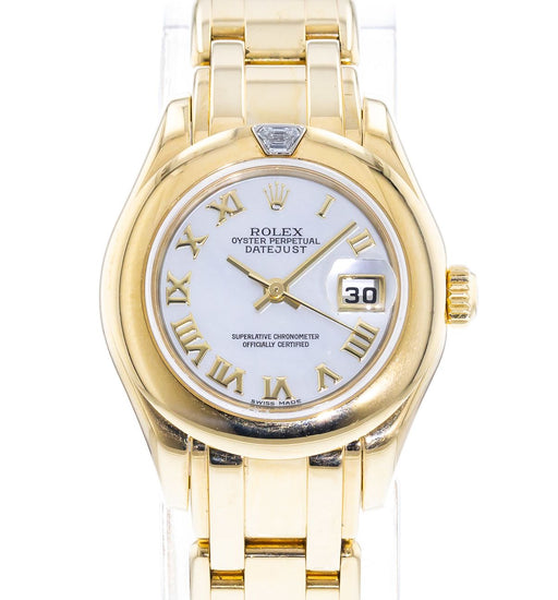 Rolex Datejust Pearlmaster 80328