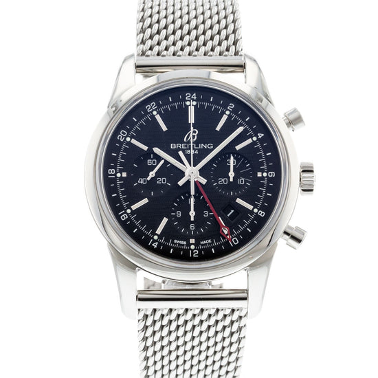 Breitling Transocean GMT Limited Edition AB0451