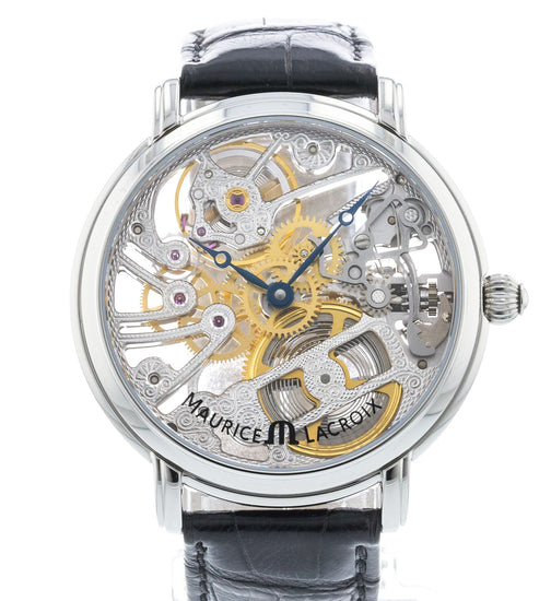 Maurice Lacroix Masterpiece Skeleton MP6258