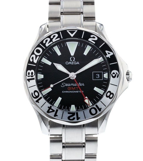 OMEGA Seamaster Diver 300M 50th Anniversary GMT 2234.50.00