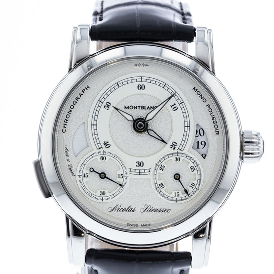 Montblanc Star Nicolas Rieussec Homage II Special Edition 111873