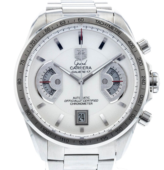TAG Heuer Grand Carrera Chronograph Calibre 17 RS CAV511B
