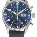 IWC Pilot's Watch Chronograph IW3777-14