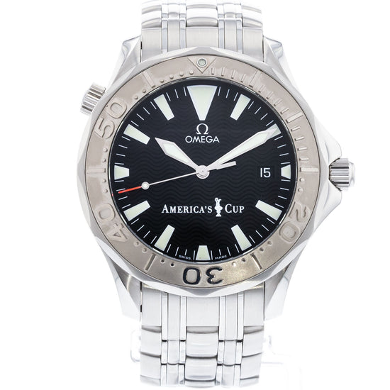 OMEGA Seamaster Diver 300M America's Cup Limited Edition 2533.50.00