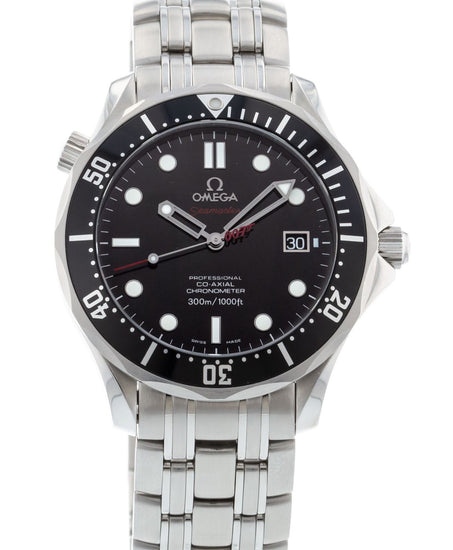 OMEGA Seamaster James Bond Quantum of Solace Limited Edition 212.30.41.20.01.001