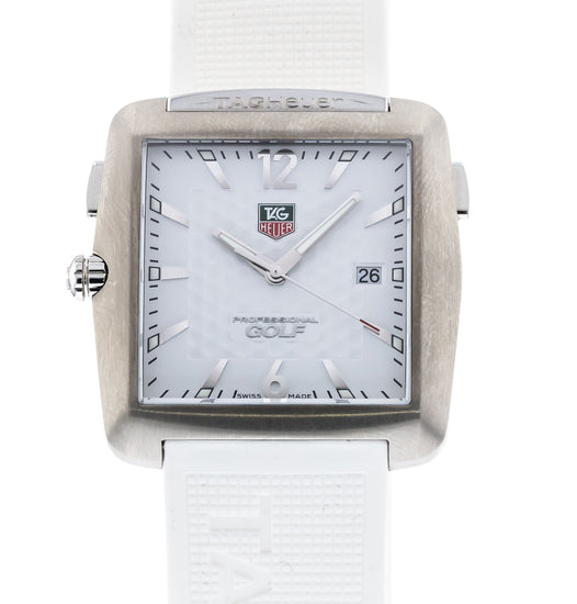 TAG Heuer Golf Tiger Woods WAE1112.FT6008