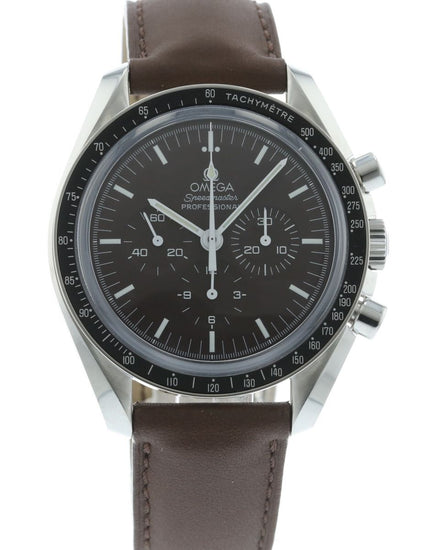 OMEGA Speedmaster Moonwatch Professional Brown Chronograph 311.32.42.30.13.001
