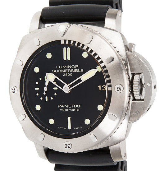 Panerai Submersible Limited Edition 1950 2500m PAM00364