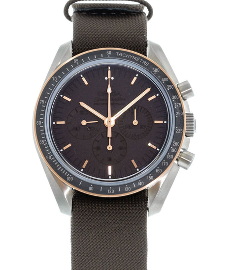 OMEGA Speedmaster Professional Moonwatch Apollo XI 45th Anniversary 311.62.42.30.06.001