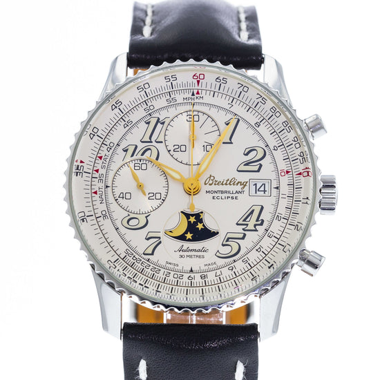 Breitling Montbrillant Eclipse Special Edition A43030