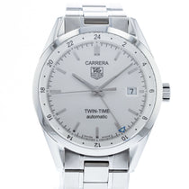 TAG Heuer Carrera Twin-Time Calibre 7 WV2116-0