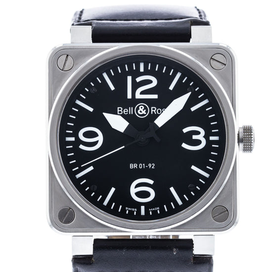 Bell & Ross BR 01-92 Automatic BR 01-92 STEEL