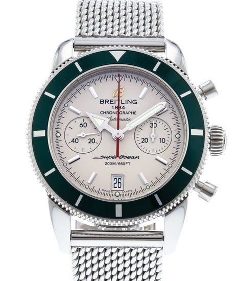 Breitling SuperOcean Heritage Chronograph 44 A23370
