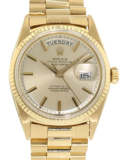 Rolex Day-Date President 1803