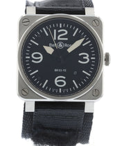Bell & Ross Aviation Type BR03-92-S